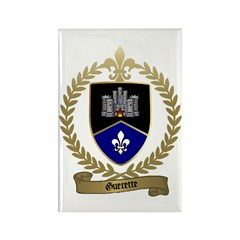 GUERETTE Family Crest Rectangle Magnet (10 pack)
