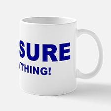 Exposure Navy Mug