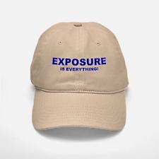 Exposure Navy Baseball Baseball Cap