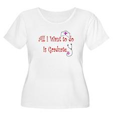 More Nursing Student T-Shirt