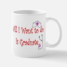 More Nursing Student Mug