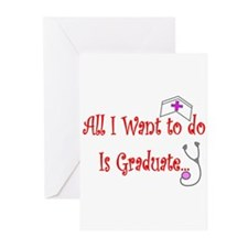 More Nursing Student Greeting Cards (Pk of 20)