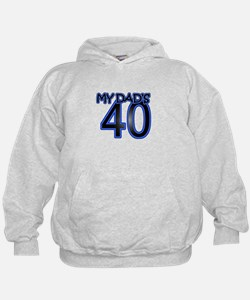 Dad's Forty Hoodie