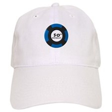 Vegas 50th Birthday Baseball Cap