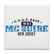 McGuire Air Force Base Tile Coaster
