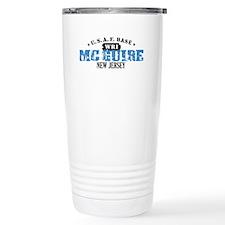 McGuire Air Force Base Travel Mug