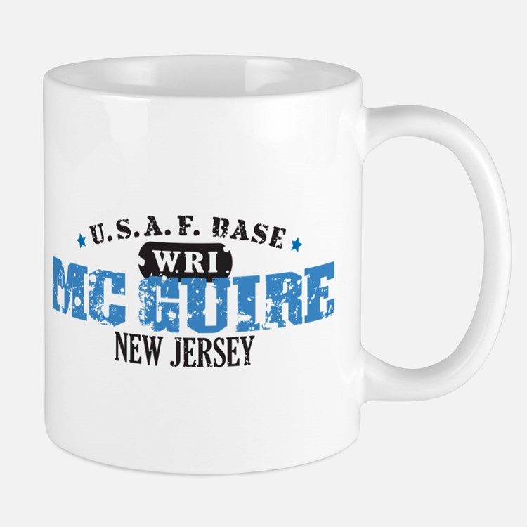McGuire Air Force Base Mug