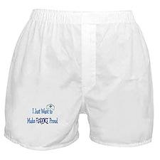More Nursing Student Boxer Shorts