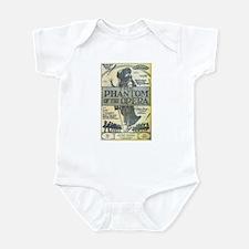 Des Moines Theatre Ad Infant Bodysuit