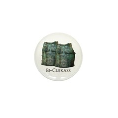 Bi-Cuirass Mini Button (100 pack)