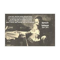 Rationalist Baruch Spinoza Posters