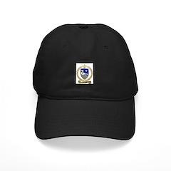 GUILBEAU Family Crest Black Cap