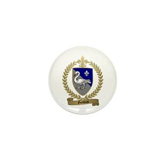 GUILBEAU Family Crest Mini Button (100 pack)