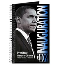 Obama 2009 Inauguration Journal
