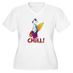 POLAR BEAR SURFER T-Shirt