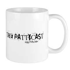 PattyCast Bringing It Mug