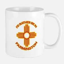 I'd Rather Be In Farmington Mug