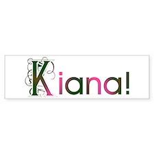 Kiana! Design #734 Bumper Bumper Sticker