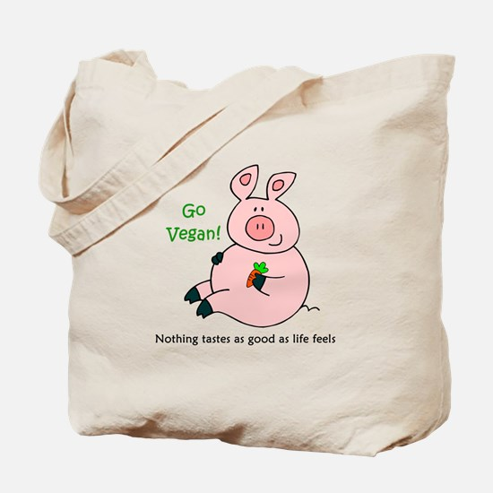 Nothing Tastes as Good... Tote Bag