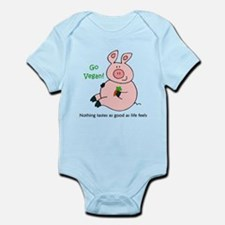 Nothing Tastes as Good... Infant Bodysuit