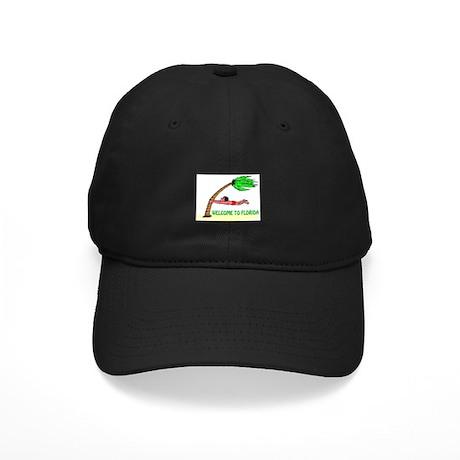 WELCOME TO FLORIDA Black Cap