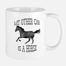 My Other Car Is A Horse Mug