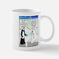 POLAR BEARS & STIMULUS PKG Mug