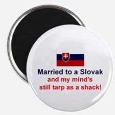 Married To A Slovak Magnet
