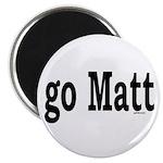 """go Matt 2.25"""" Magnet (100 pack)"""