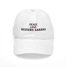 Peace Love Western Sahara Cap
