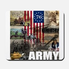 ARMY 1776 Mousepad