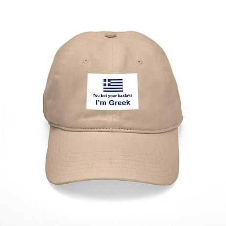 You Bet Your Baklava Cap