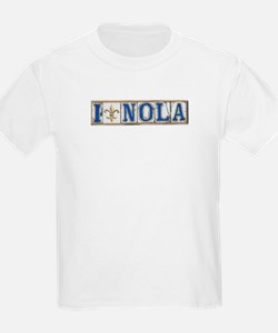 Love NOLA T-Shirt