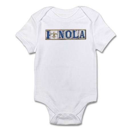 Love NOLA Infant Bodysuit