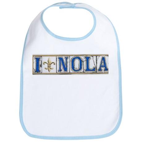 Love NOLA Bib