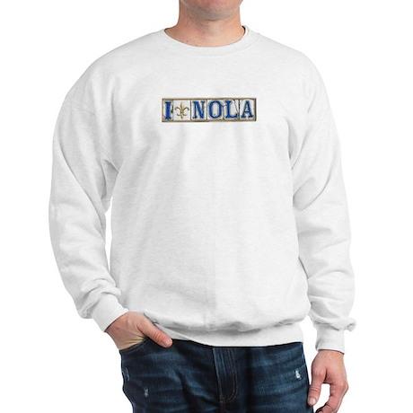 Love NOLA Sweatshirt