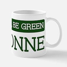 Green BAYONNE Mug