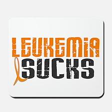 Leukemia Sucks Mousepad