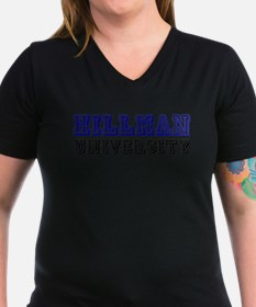 Hillman Family Name University T-Shirt