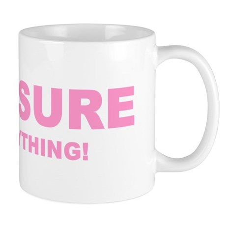 Exposure pink Mug