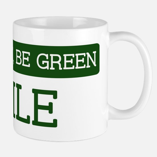 Green CHILE Mug