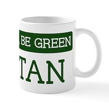 Green BHUTAN Mug
