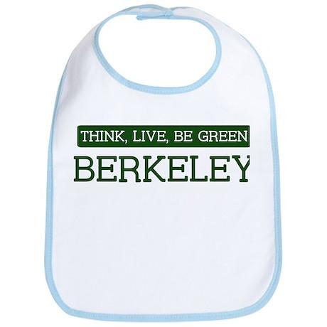 Green BERKELEY Bib