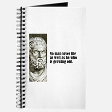 "Sophocles ""Loves Life"" Journal"