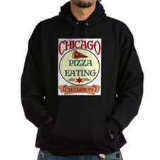 Chicago Pizza Eating Champion Hoodie