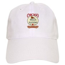 Chicago Pizza Eating Champion Baseball Cap