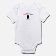 Intercourse (AL) Alabama Tee Infant Bodysuit