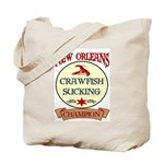 New Orleans Eating Champion Tote Bag