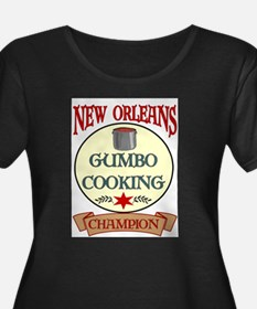 New Orleans Gumbo Cooking Cha T