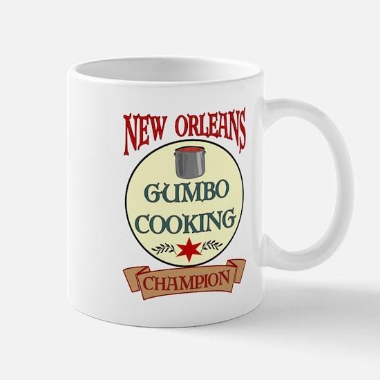 New Orleans Gumbo Cooking Cha Mug